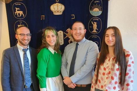 Dresden hat eine neue Jüdische Gemeinde