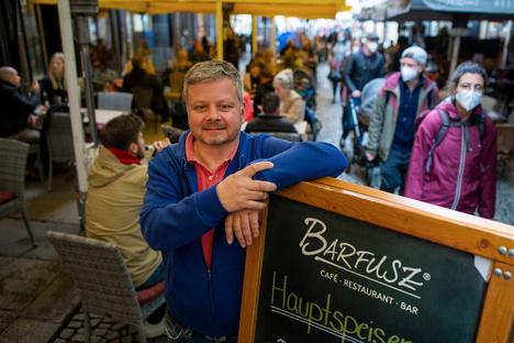 Leipzig: So erlebt Leipzig den ersten Tag nach dem Lockdown