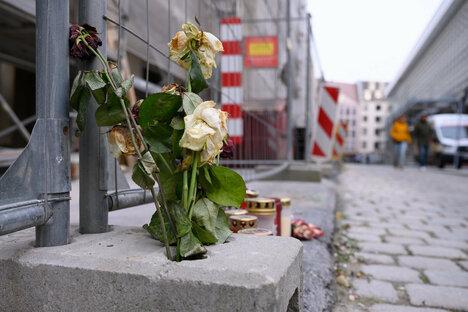 "Dresden: Messer-Angriff in Dresden: ""Sie verdienen die volle Solidarität"""