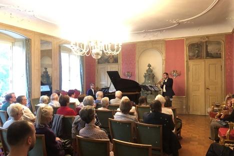 Bannewitz: Musik und Historie in Nöthnitzer Gemäuern