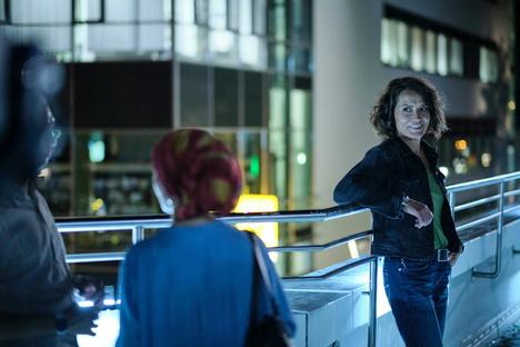 "Feuilleton: So verging Lena Odenthal im ""Tatort"" das Lächeln"