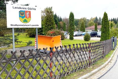Straßenmeisterei soll nach Obercunnersdorf ziehen
