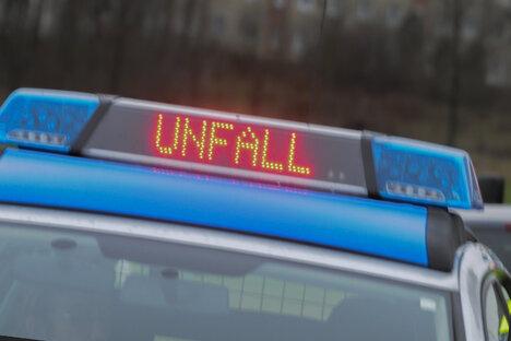 Auffahrunfall auf der A4: Drei Verletzte