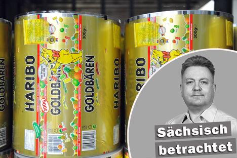 Sachsen: Haribo-Bären abschieben!