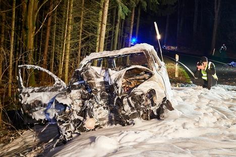 Sebnitz: Weniger Verkehrsunfälle, aber mehr Verletzte