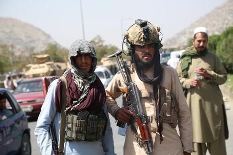 """""""Wenn sie Glück hat, töten die Taliban sie schnell"""""""