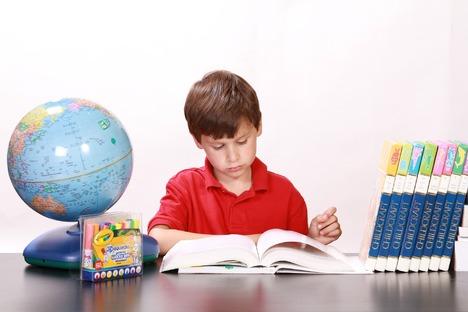 Schulstart: So sitzen Kinder gesund und bequem