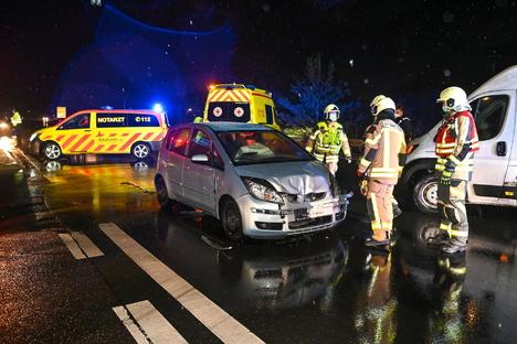 Bautzen: Schwerer Unfall an der Autobahnauffahrt Ost