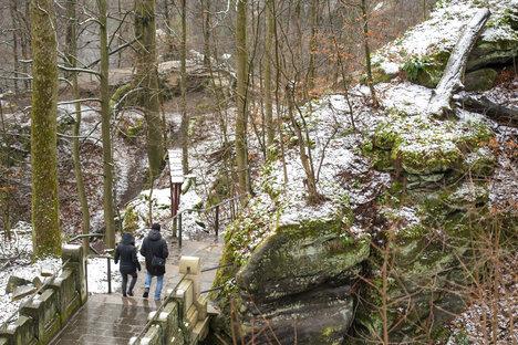 Wintertipps für die Sächsische Schweiz
