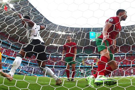 Sport: 4:2! Deutschland fertigt Portugal ab