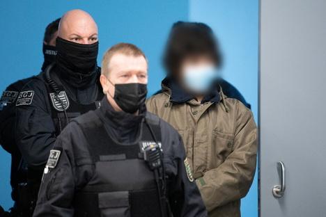 """Dresden: Messerattacke in Dresden: """"Sie haben laut geschrien"""""""
