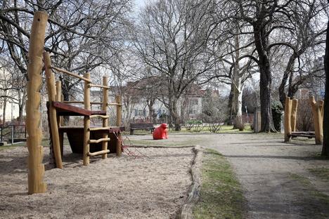 Kontroverse um Spielplatz im Stadtzentrum