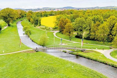 Dreiländereck-Brücke: Hradek droht mit Rückzug