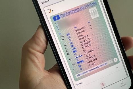 Digitaler Führerschein wegen Sicherheitslücken gestoppt