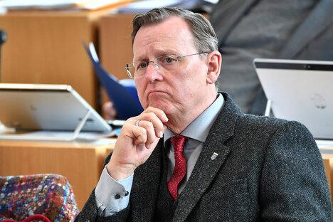Ramelow droht nicht nur ein Wahlkrimi