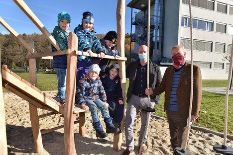 """Kindergarten in Bärenstein """"heimlich"""" eröffnet"""