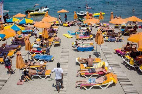 Griechenland hofft auf Supersommer