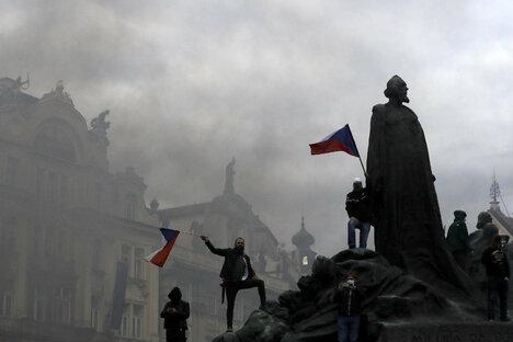 Deutschland & Welt: Tschechien und Slowakei im Corona-Krisenmodus