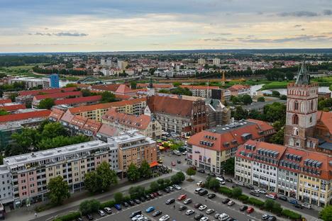Deutschland & Welt: Frankfurt, oder?