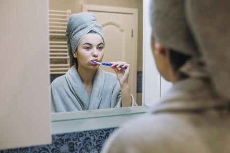 Kariesschutz durch Fluorid in Zahnpasten