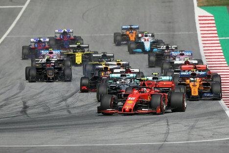 Formel 1 kann in Spielberg starten
