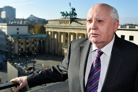 Politik: Michail Gorbatschow feiert 90. Geburtstag