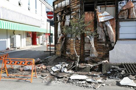 Verletzte nach starkem Erdbeben in Japan