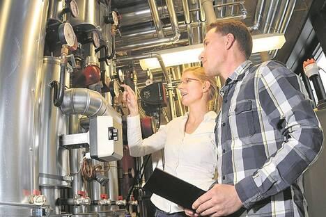 Energiewende im Versuchslabor