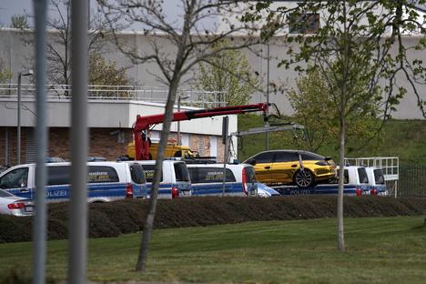 Dresden: Aus für den Dresdner Gold-Porsche