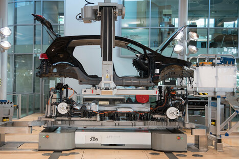 VW baut mehr E-Golfs in Dresden