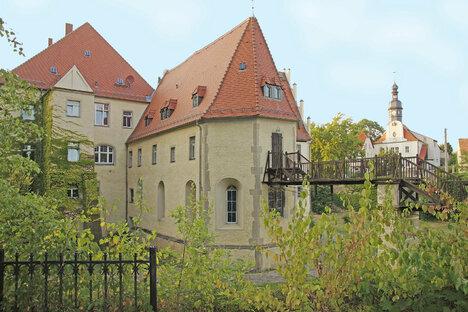 Schloss soll an eine Stiftung gehen