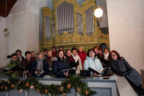 Frauenchor Sacka erhält Förderung im Bundesprogramm