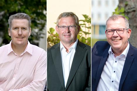 Wer wird der neue Bürgermeister von Arnsdorf?