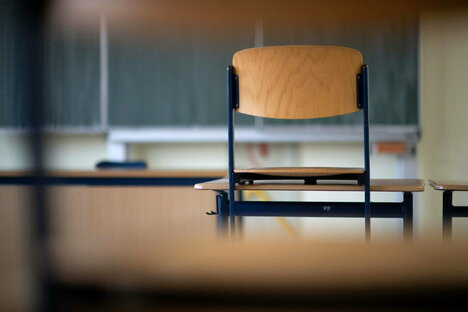 Schulen und Kitas im Vogtland wieder zu