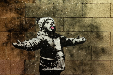 Feuilleton: Banksy zum Anfassen