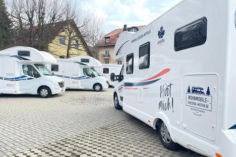 Wohnmobil-Restaurant Freital ausverkauft