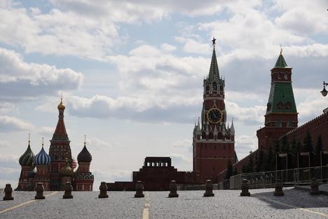 Politik: Nein zu Putin, Ja zu Russland