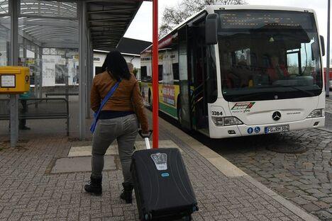 Mehr Luxus im Bus nach Freiberg