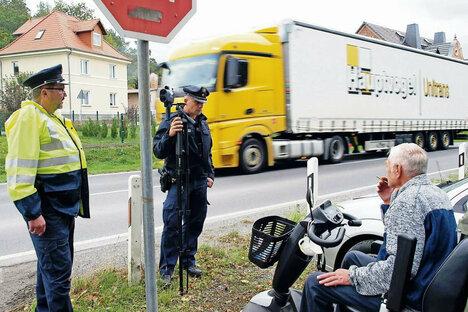 """""""Die Straße ist zur Rennpiste verkommen!"""""""