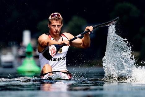 Kanu-Olympiasieger holt das Tokio-Ticket