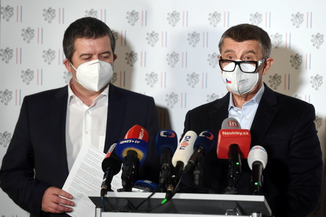 """Politik: """"Terroristischer Angriff"""": Prag weist Diplomaten aus"""