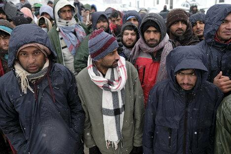 Keine Übernahme von Migranten geplant