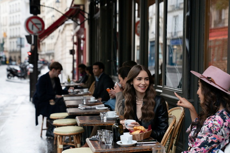 Netflix-Serien beflügeln Tourismus in Frankreich