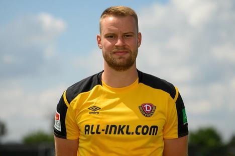 Dynamo gibt Entwarnung bei Kapitän Sebastian Mai