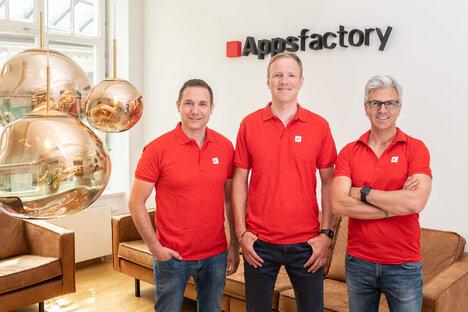 So tickt Leipzigs Erfolgsfabrik für Apps