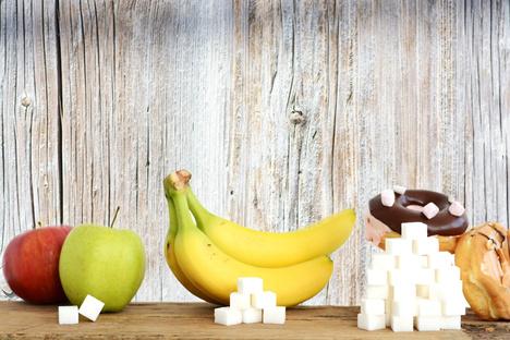 Apfel statt Banane: Obstwahl bei Diabetes