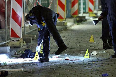 """Sachsen: Messerattacke: """"Mit Straftaten musste gerechnet werden"""""""