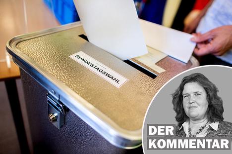 Politik: Die Wahl ist ein Desaster für Sachsens CDU