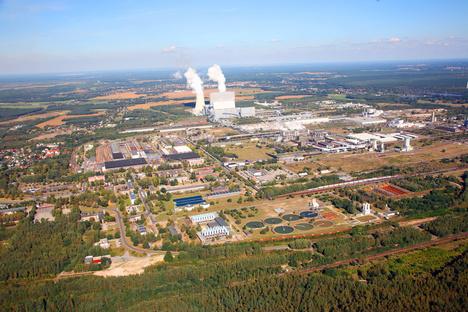 2022 soll der Industriepark erweitert sein