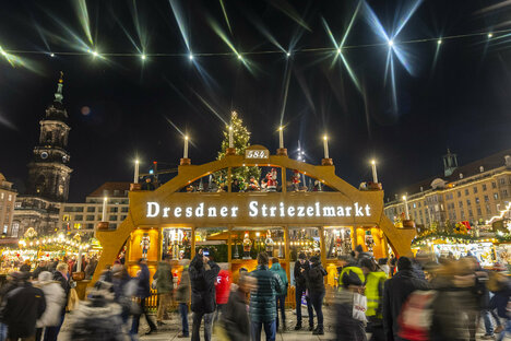 Dresden: Kein Striezelmarkt im November